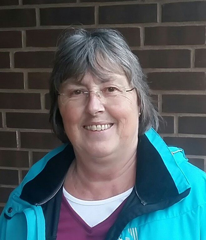 Karin Linke, (Expertin fürs Turnen)